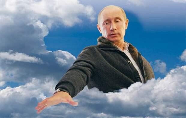 Путин – больше не «Бог из машины»