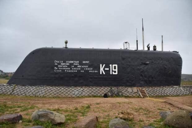 Время первых. Атомные подводные лодки СССР