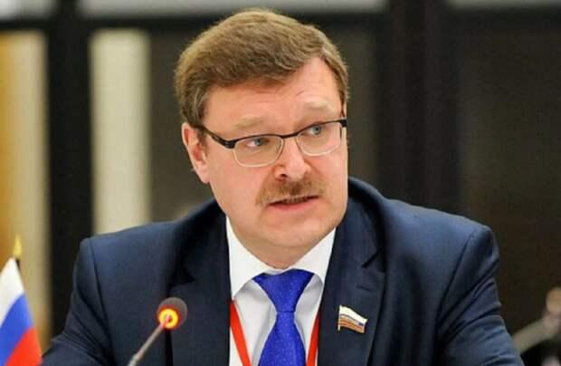 Косачев рассказал о мгновенном способе разоблачения Чехии