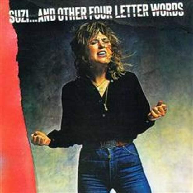 Suzi Quatro и ее новый альбом The Devil In Me