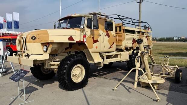 Артиллеристы ЗВО уничтожили позиции условного противника в Нижегородской области