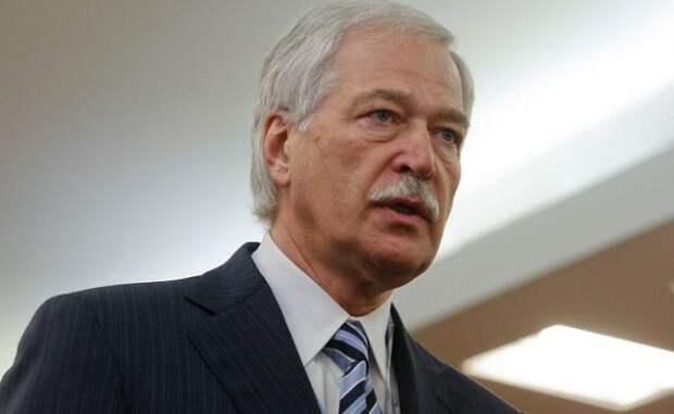 Украина сорвала соглашение оперемирии наДонбассе— Грызлов