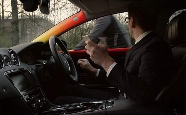 Jaguar создал систему предупреждения о велосипедистах (ВИДЕО)