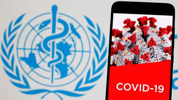 В ВОЗ назвали тревожной ситуацию с коронавирусом в мире