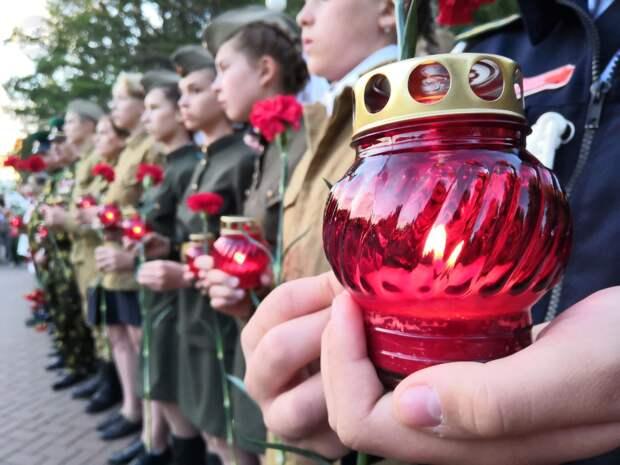 Акция «Свеча памяти» в Удмуртии 22 июня пройдёт в режиме онлайн