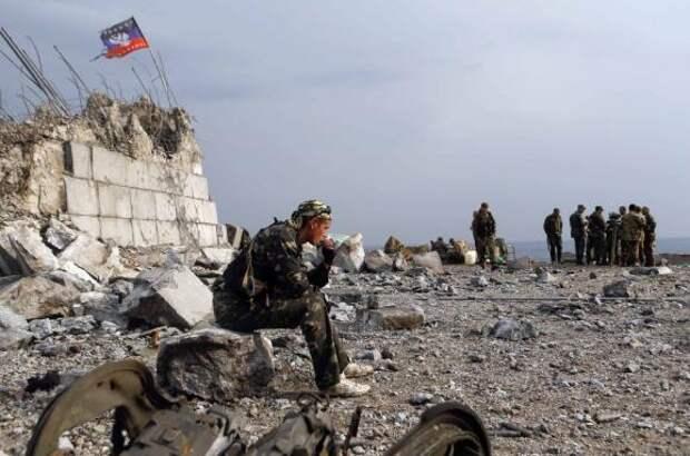 Запад использует в своих интересах взрывоопасную ситуацию в Донбассе