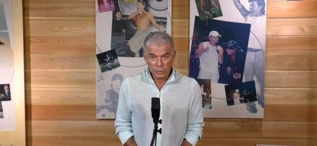 Газманов высказался о возбуждении украинской прокуратурой уголовного дела в отношении 23 российских артистов