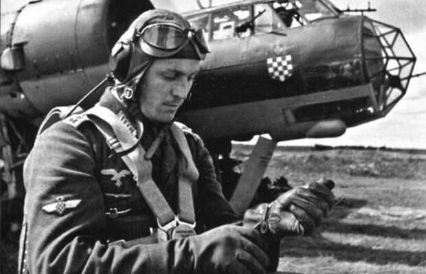 Хайнц Мюллер: как лётчик люфтваффе помог Красной Армии взять Берлин