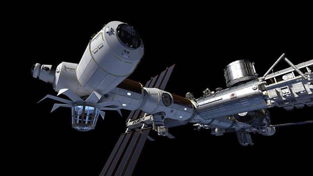 """Кто строит """"элитные отели"""" в космосе"""