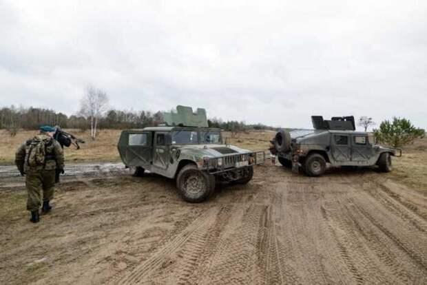 Украинские военные «потеряли» на Донбассе военную помощь из США