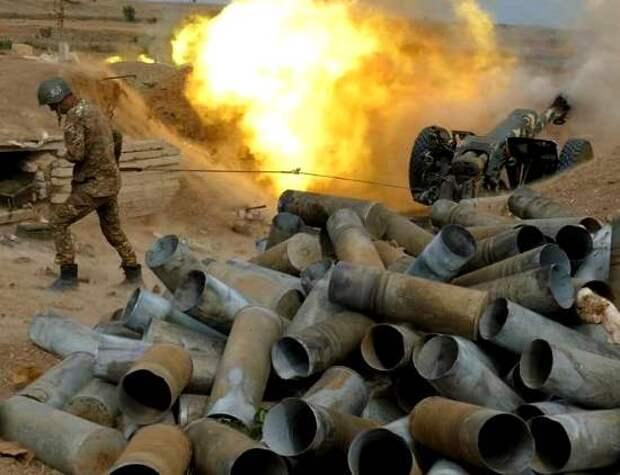 Новая тактика Армении в Карабахе. Скоро что то будет - грядет большое наступление Азербайджана?