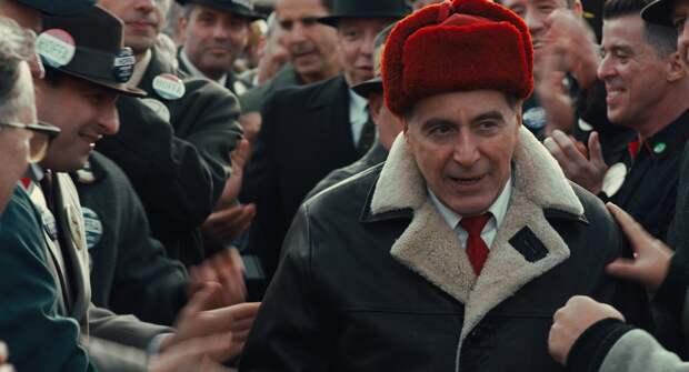 «Ирландец» Мартина Скорсезе: Кто понял жизнь, тот не спешит