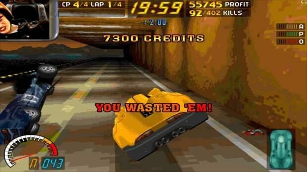 Carmageddon-великий и ужасный! 90-е, Stainless Games, carmageddon, джойстик, игра, компьютер
