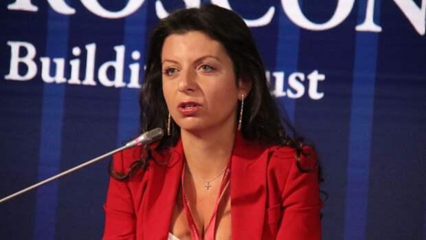 Симоньян рассказала о планах США вернуть Россию в 90-е