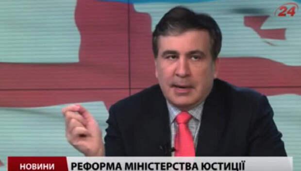 Саакашвили: армия Украины может захватить всю Россию