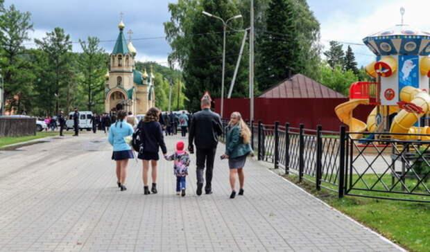 Население Тюменской области загод увеличилось более чем на9 тысяч человек