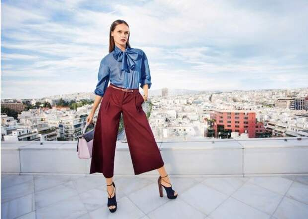 5 ошибок в подборе правильного верха к брюкам, которые могут испортить образ