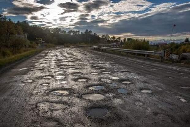 Правительство направит дополнительные средства на дороги
