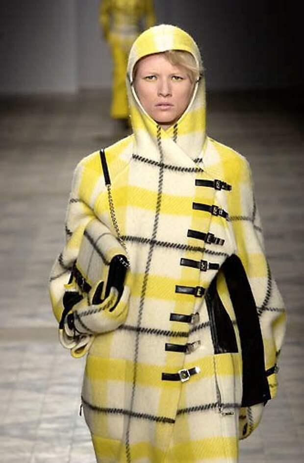 Необычное...Пальто?