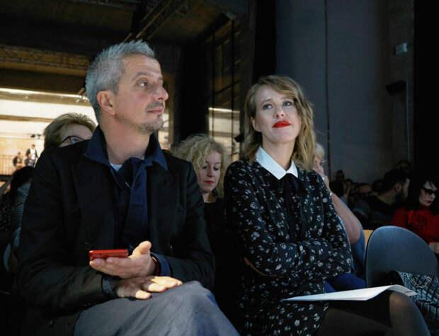 Ксения Собчак и Константин Богомолов. / Фото: www.yandex.net