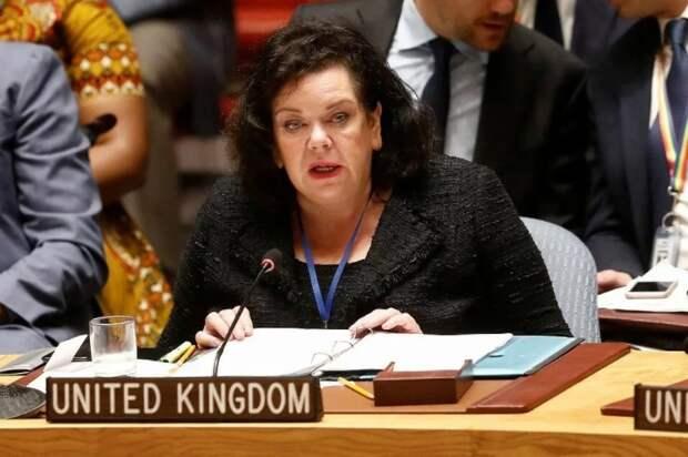Британия призвала США объединить усилия в борьбе против России и Китая