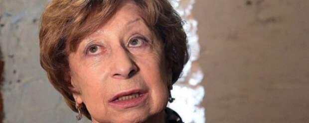 Лия Ахеджакова выселила через суд экс-супруга из квартиры
