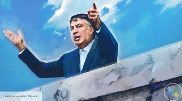«У нас нет денег и государства»: Саакашвили признал превосходство России над Украиной