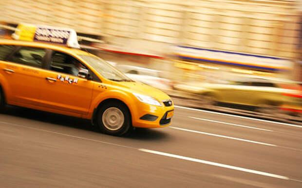 Роскачество упорядочит работу такси и будет следить за результом