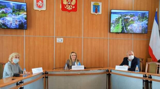 Крымский бизнес-омбудсмен посетила с рабочей поездкой город Феодосию