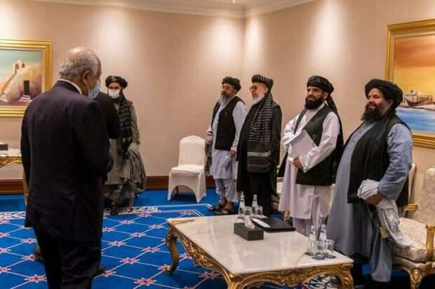 Новая жизнь Афганистана