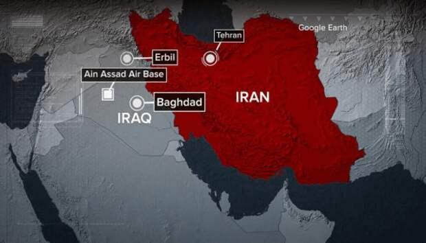 Ракетная атака была постановочной или Иран подписал себе приговор?