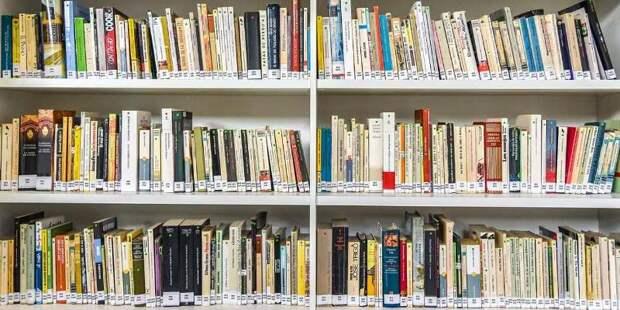 Очередной этап проекта «Списанные книги» запущен в Москве