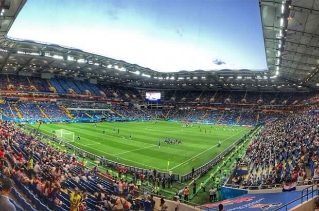 ФК «Крылья Советов» стал первым финалистом Кубка России по футболу