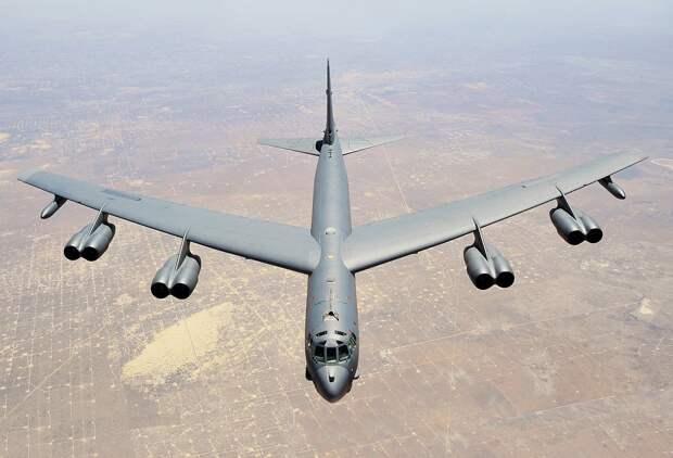 Провокации американских ВВС у российских границ могут стать началом войны