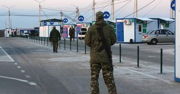 В ДНР заявили о закрытии границ с Россией из-за коронавируса