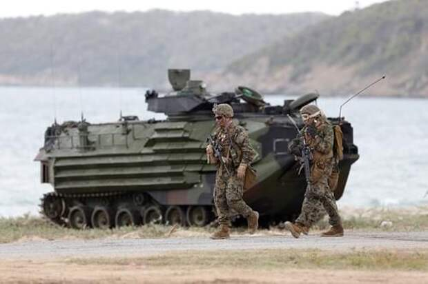NBC сообщила о переброске военных США в Сирию для сдерживания России от «вторжения»