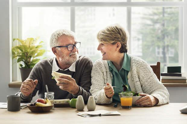 Как безопасно худеть в пожилом возрасте