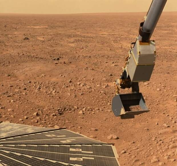 К Марсу была отправлена третья миссия за месяц - на этот раз американская