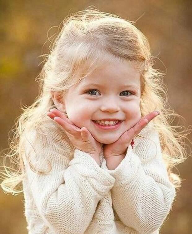 В красоту этих маленьких ангелов просто невозможно поверить!