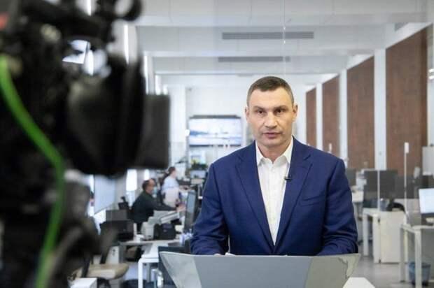 Кличко отчитал киевлян, которые нарушают режим карантина