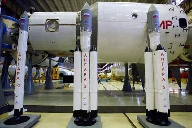 Начались испытания системы заправки ракеты «Ангара-1.2»