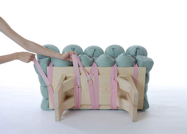 Мебель от Мике Харде