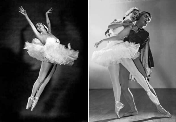 Легендарная балерина русской эмиграции | Фото: kinozal.tv и liveinternet.ru