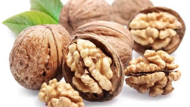 Грецкие орехи оказались исключительно полезными для здоровья