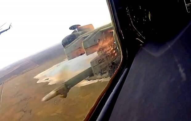 Противотанковую ракету «Вихрь-1» впервые испытали в полевых условиях