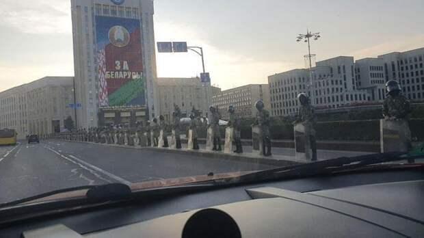 Протесты в Белоруссии заходят на второй круг и могут вспыхнуть с новой силой