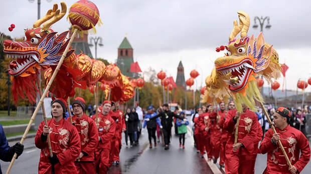 Китайский пояс сжимается: Нас ждёт битва трёх империй