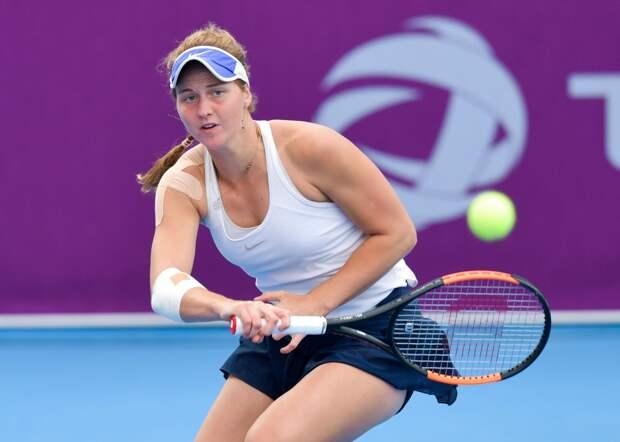22-летняя уроженка Оленегорска Людмила Самсонова обыграла в Берлине экс-первую ракетку мира и впервые в карьере вышла в финал!