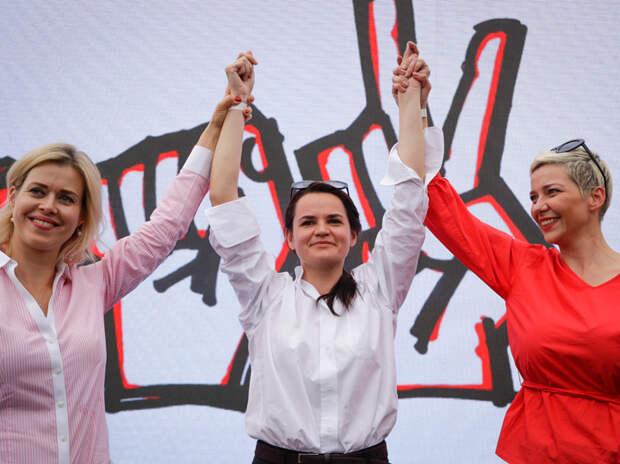 Мария против Лукашенко: как флейтистка Колесникова возглавила оппозицию