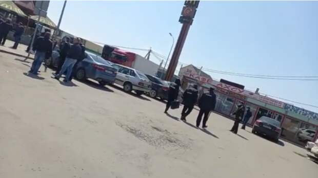 Появилось видео соспецоперации нарынках вРостовской области